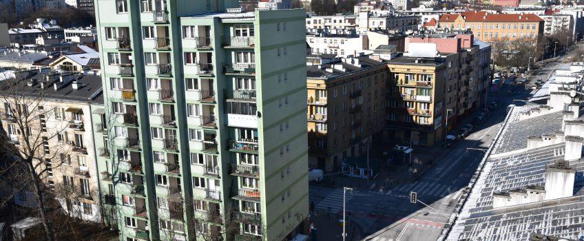 Wstrzymanie dostaw ciepła w rejonie ul. Solec